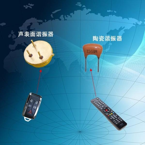 对于不同的遥控器产品选用晶振要正确